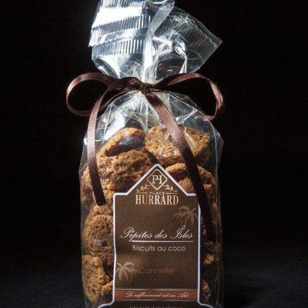 Biscuits au coco parfumés à la Cannelle – Pépites de îles