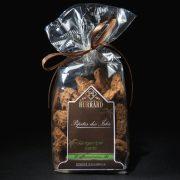 Biscuits au coco parfumés au Gingembre confit