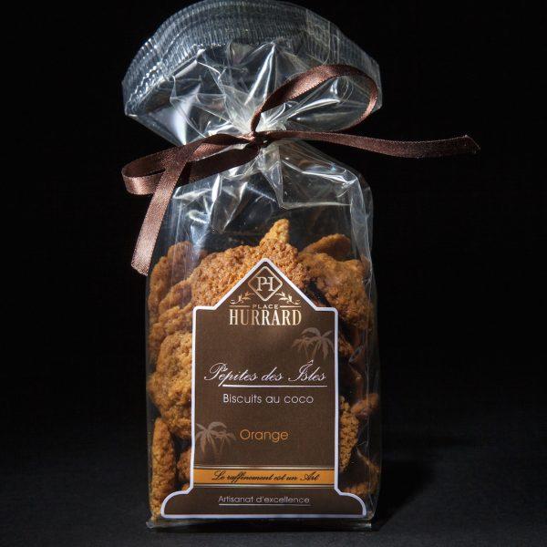 Biscuits au coco parfumés à l'orange – Pépites des îles