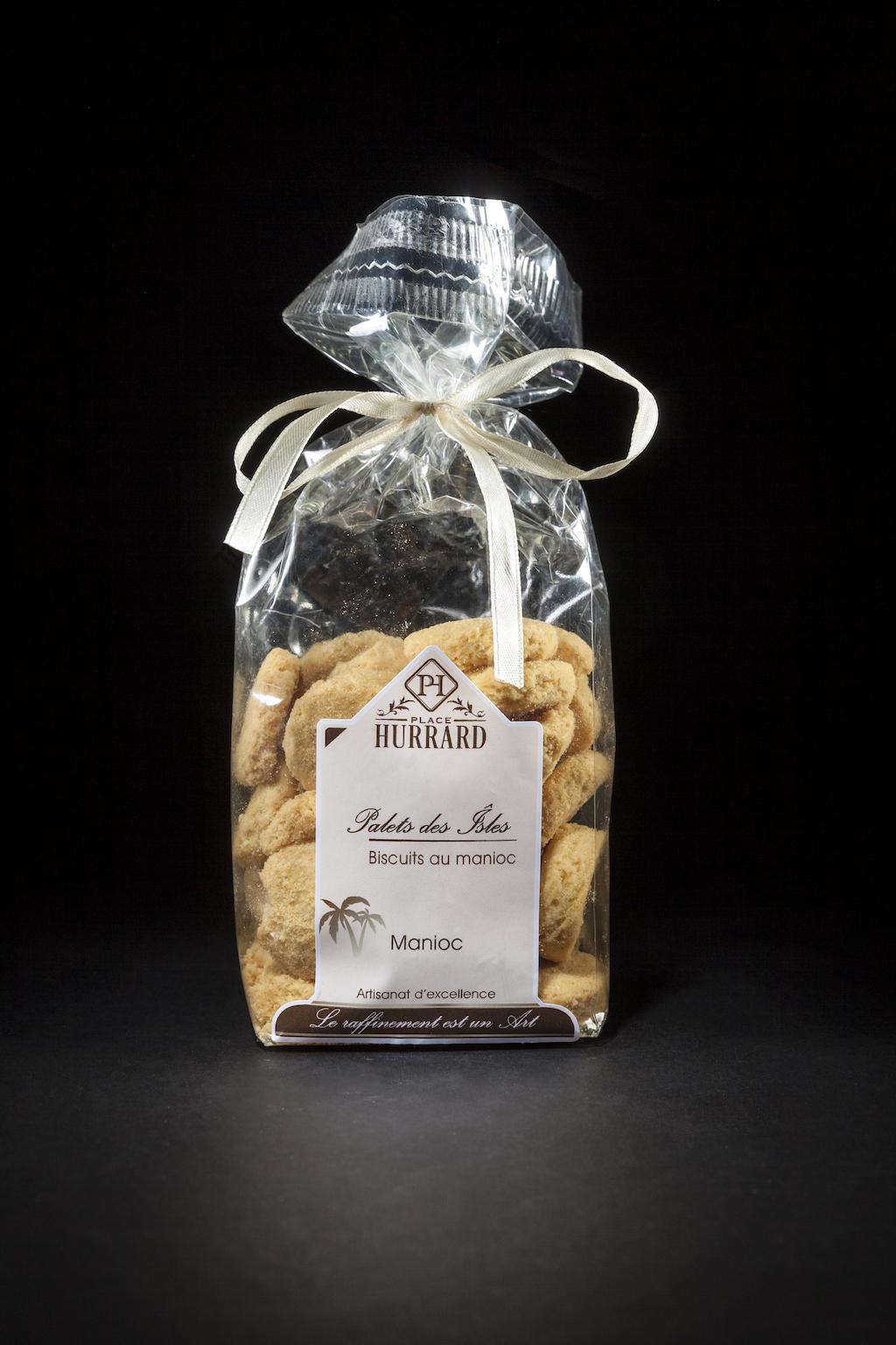 Biscuits au Manioc Palets des îles